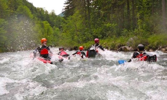 Riverbug-adventure Trips In Morgex