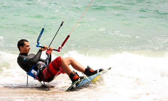 Kiteboarding Lessons In Burgas