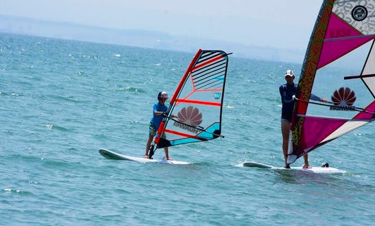 Windsurfing Lessons In Burgas