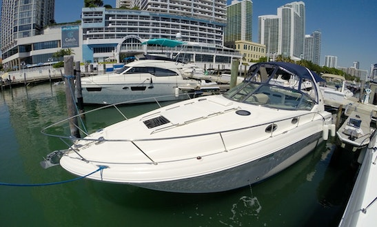 Sea Ray Sundancer 35 Motor Yacht In Miami, Florida