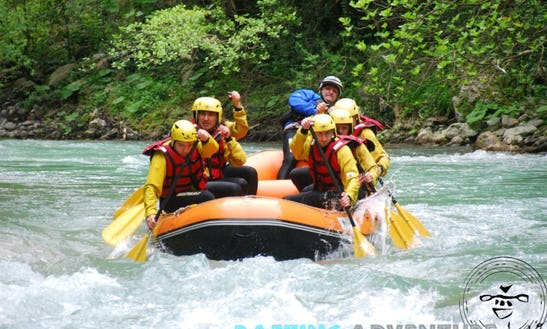 Daily Rafting Trips In Papasidero