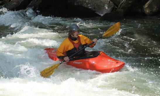 Exciting Kayak Excursion In Controne