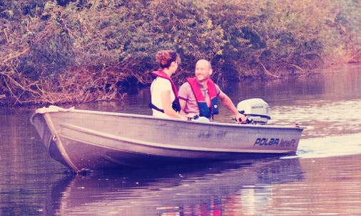 Polar Kraft Boat Hire in Upton upon Severn