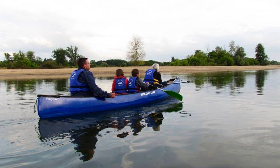Canoeing Courses in Vineuil