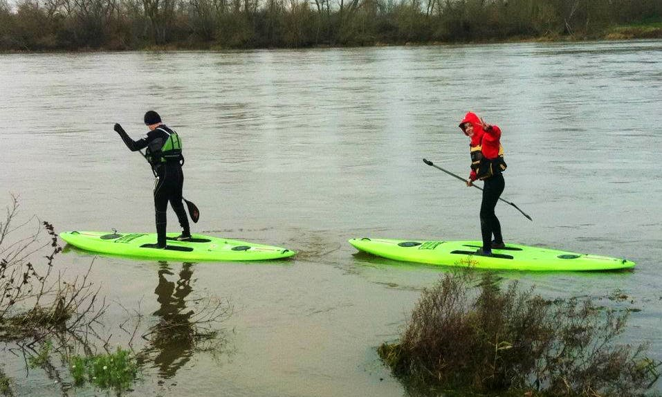 Hire a Quality Stand Up Paddleboard in Vineuil, France