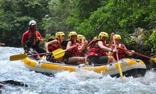 Extreme Rafting Trips In Controne