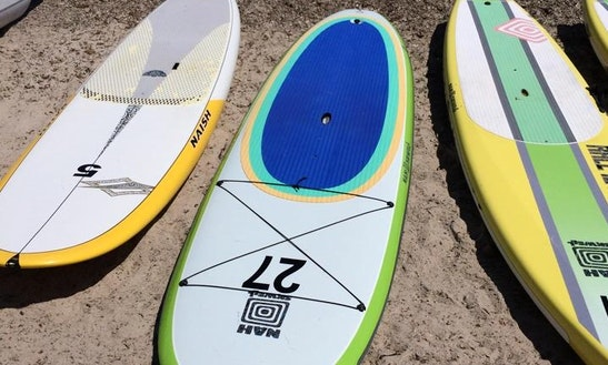 Stand Up Paddleboard Rental In Cannes