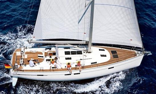 Bavaria 45 Cruiser Cruising Monohull Charter In Palermo
