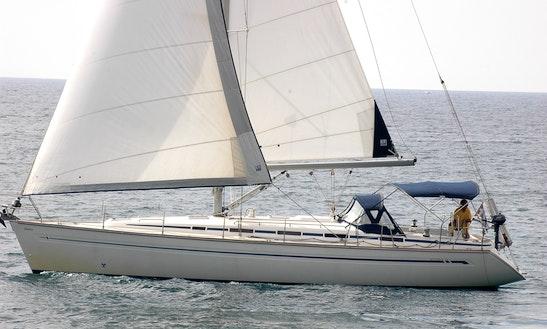 Bavaria 44 Cruising Monohull Charter In Palermo