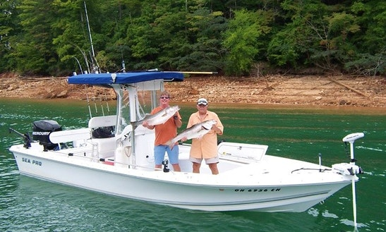 Guided Fishing Trips In Maynardville
