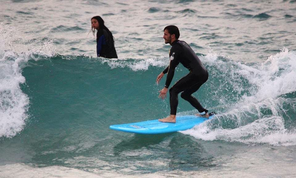 Surfboard Rental and Lessons in Haifa