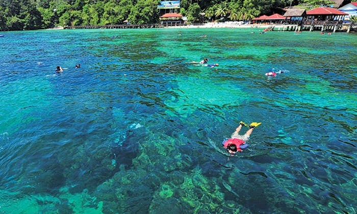Snorkelling Trips in Langkawi