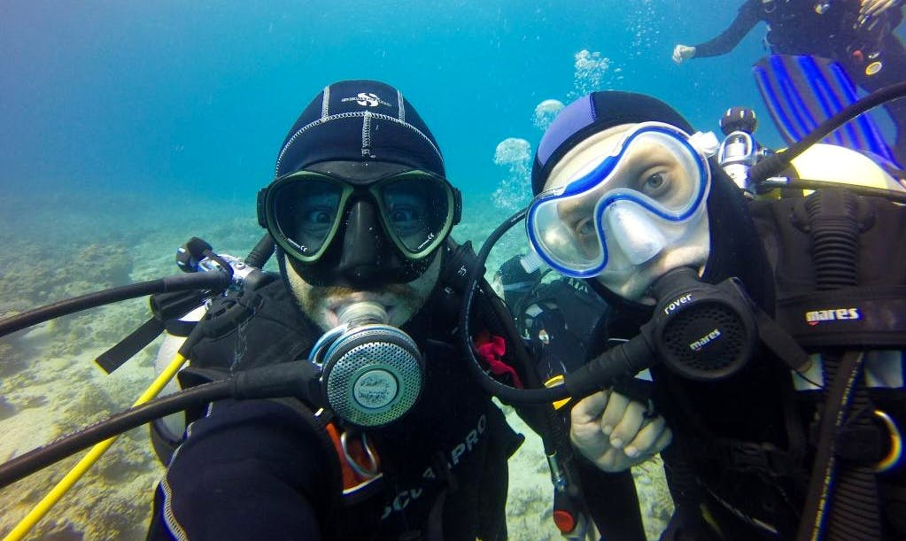 Diving Trips and PADI Courses in Eilat