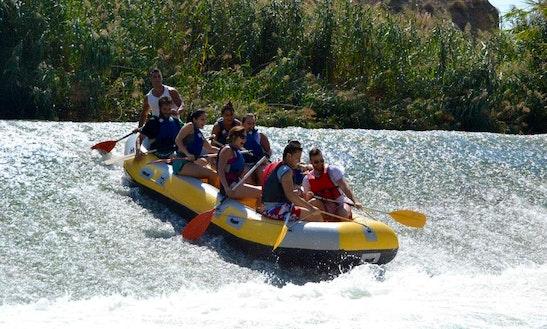Rafting In Blanca