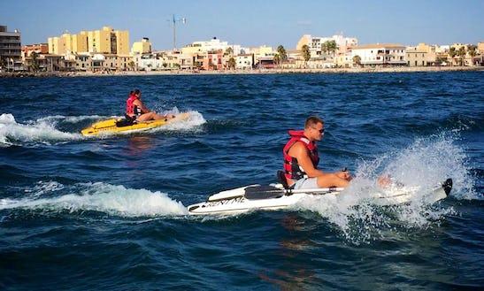 Motorized Jet-kayak Rental In Palma