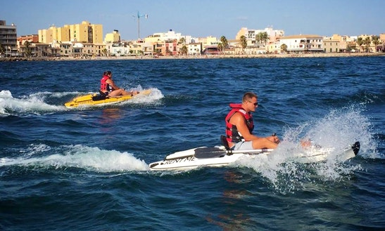 Motorized Jet-kayak Rental In Palma