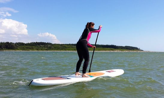 Stand Up Paddleboard Rental In Nusapenida, Bali