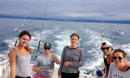 Fishing Charter For 6 Person Ready To Book In Donostia, Spain