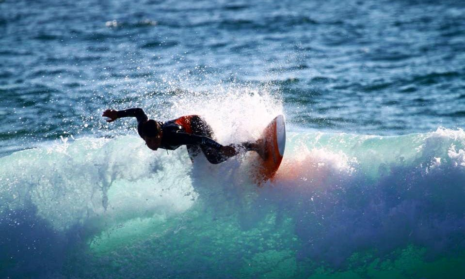 Learn To Surf In Morgat