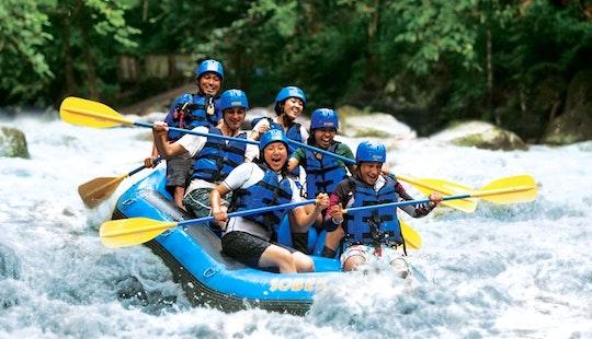 White Water Rafting In Denpasar Selatan