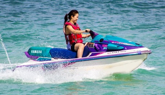 Exciting Jet Ski Tour In Bali, Indonesia