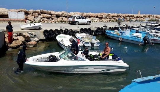 Boat Diving Trips And Courses In Pernera