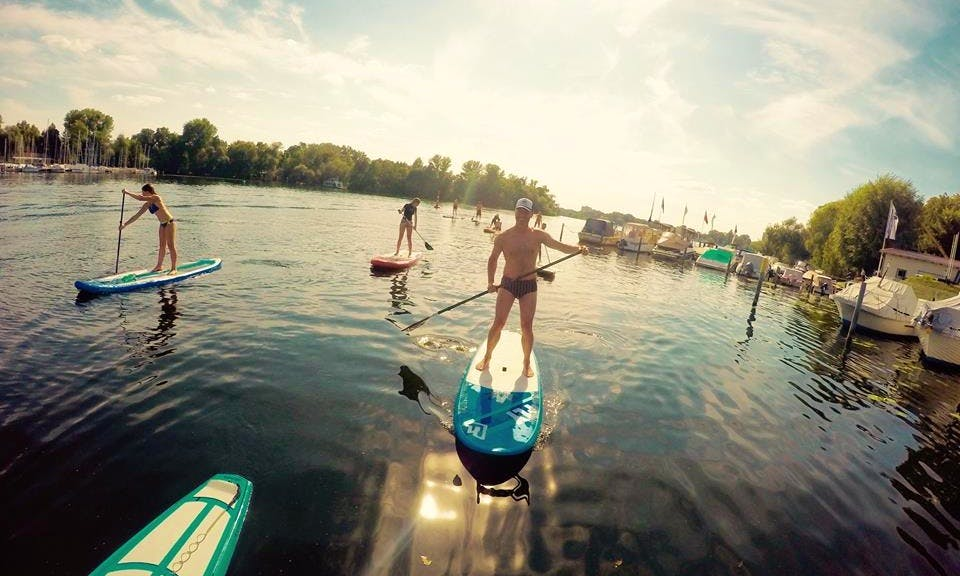Paddleboard Rental & Tours in Potsdam, Germany
