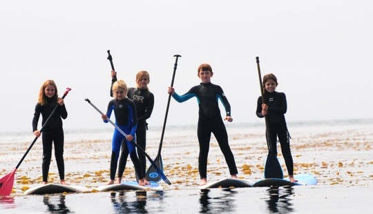 Paddleboard & Surf Rental & Lessons In Santa Barbara, California