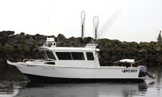 26' Guided Fishing Trip Boat In Edmonds