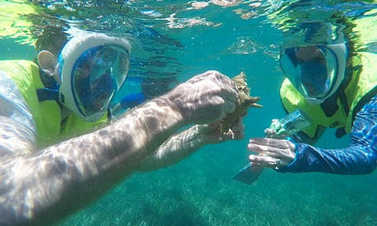 Snorkeling Rental In Fajardo