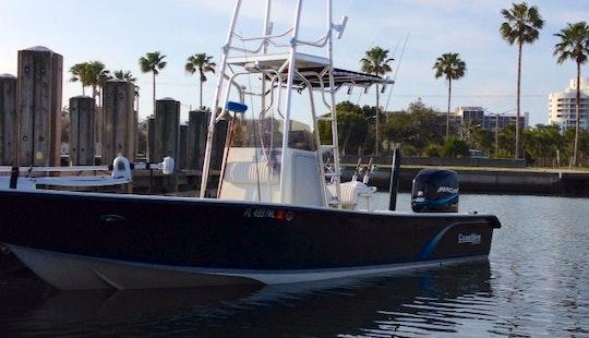 Enjoy 24' Action Craft Yacht In Sarasota, Florida