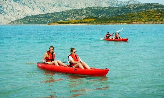 Kayaking Trips In Olbia