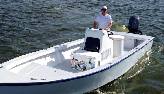 Aquasport 222 Boat Fishing Charter In Tierra Verde
