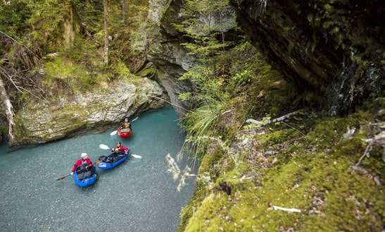 Packrafting Day Tour In Queenstown