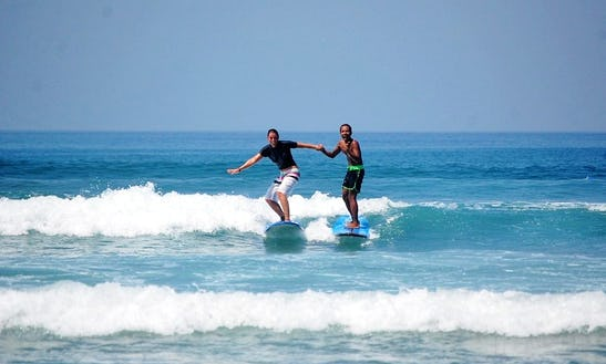 Learn Surfing With Great Instructor In Denpasar Selatan, Indonesia