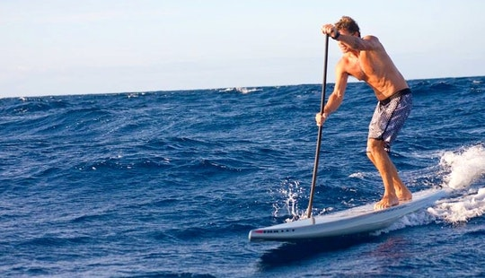 Learn To Sup In Castelldefels, Spain With The Professionals!