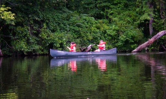 Canoe Rental & Tours In Cornwall, Connecticut