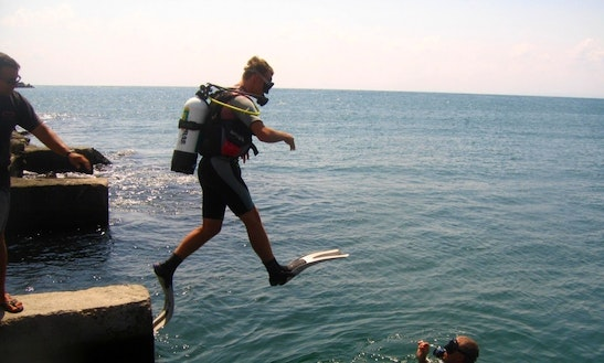 Diving Trips In Tsarevo