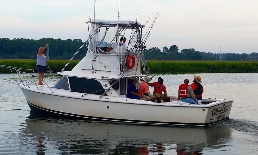 Sport Fisherman Fishing Trips in Warner Robins, Georgia