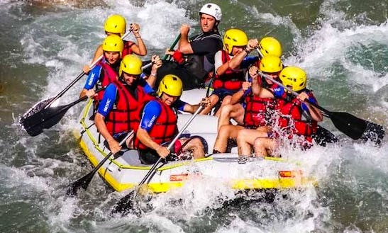 Rafting Trips In Villeneuve-loubet, France