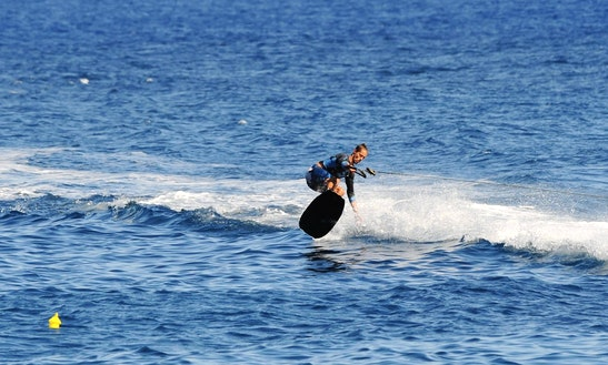 Wakeboarding Hire & Lesson In Santorini