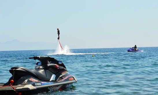 Flyboarding Hire In Santorini