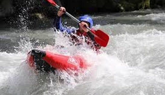 Kayak Rental & Trips In Les Thuiles, France