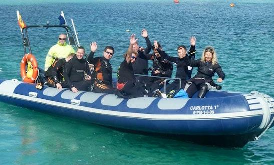 Scuba Diving In Palmanova