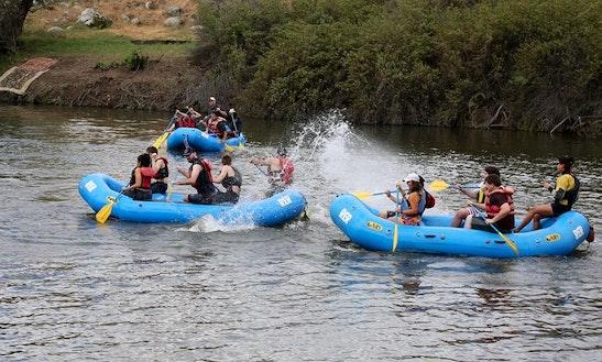 River Rafting In Bakersfield