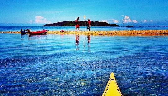 Kayaking Tour In Kota Kinabalu, Malaysia