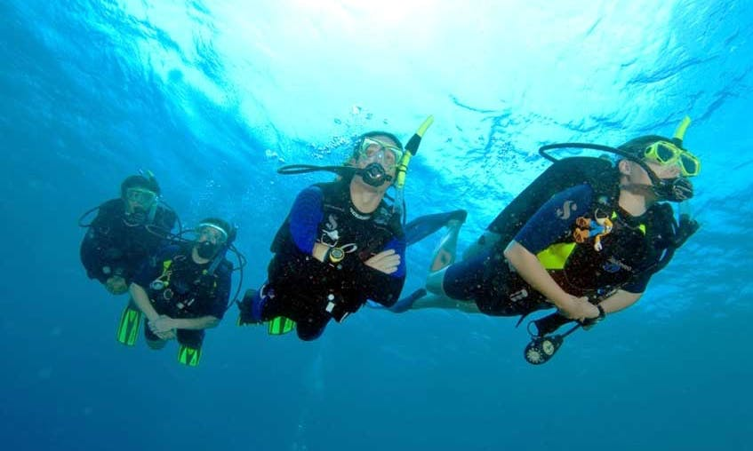 Bali Islands Diving Tour with Professional Bali Diving Instructor