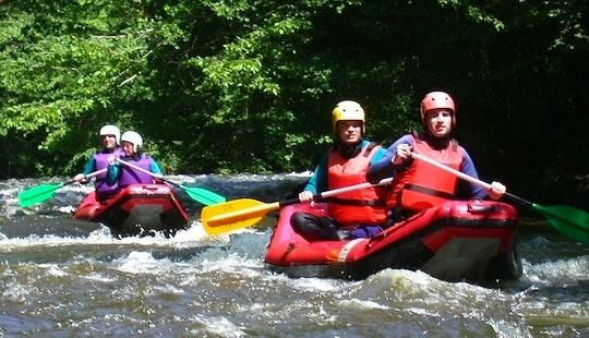Double Kayak Tour In Gaiola