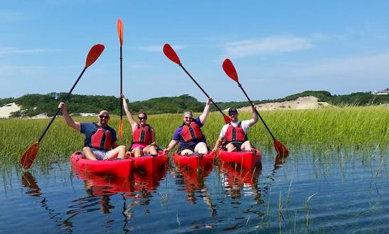 Single Kayak Rental & Tours In Halifax