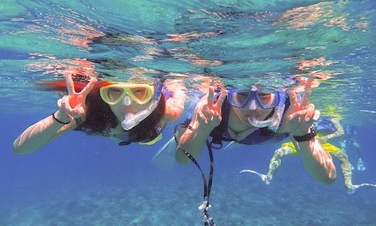 Snorkeling Tour In Sukakarya